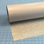 "Silver Siser Glitter 20"" Roll (Click for Lengths)"