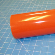 "Orange Oracal 651 Sign Vinyl 24"" Wide (select length)"