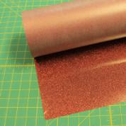 """Bronze Siser Glitter 20"""" Roll (Click for Lengths)"""