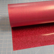 "Cherry Siser Glitter 20"" Roll (Click for Lengths)"