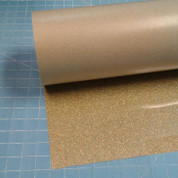"Gold Confetti Siser Glitter 20"" Roll (Click for Lengths)"