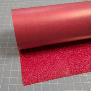 "Hot Pink Siser Glitter 20"" Roll (Click for Lengths)"