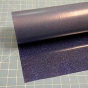 """Royal Blue Siser Glitter 20"""" Roll (Click for Lengths)"""