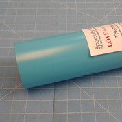 """Tiffany Blue Thermoflex 15"""" Roll (Click for Lengths)"""