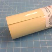 "Vanilla Cream Thermoflex 15"" Roll (Click for Lengths)"