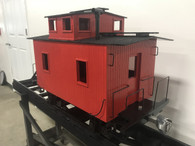 Bobber Caboose Center Cupola Body (Kit)
