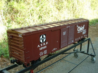 Box Car 50' Series Body (Kit)