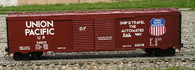 OFF THE SHELF  SPECIAL - 50' BOX CAR KIT-PACKAGE