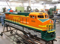 Dash-9 Locomotive