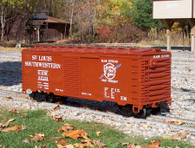 Box Car 40' Series Body (Assembled)
