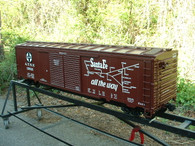 Box Car 50' Series Body (Assembled)