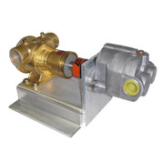 InMac-Kolstrand Hydraulic-Driven 1 1/2 Inch Wash-Down Pump - 60 GPM Flow