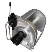 Kolstrand 14 Inch Anchor Winch - With 14 In Diameter X 14 In Wide Drum - Model AKPAAW14D14W
