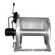 Kolstrand 16 Inch Aluminum Anchor Winch - With 16 In Diameter X 18 In Wide Drum  - Model AKPAAW16D18W - - IN STOCK - -