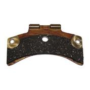 InMac-Kolstrand Brake Shoe with Pad - Piece 24