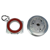 InMac-Kolstrand Electro Clutch - 12 VDC - for Straight Keyed Shaft - with 12V Coil
