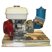 InMac-Kolstrand Honda-VTM Hydraulic Power Unit - 8 H.P. HPU-With GX240 Engine  * * IN STOCK  * *