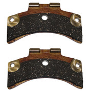 InMac-Kolstrand Brake Shoes with Lining for Nylon Gurdy - One Set for One Spool