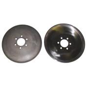 InMac-Kolstrand Main Stainless Steel Sheave Set (Two Halves) for 10 In LineHauler