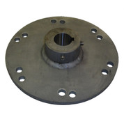 InMac-Kolstrand Gillnet and Longline Drum Flange - 2 Inch Bore with Keyway - - * * IN STOCK * *