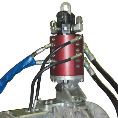 InMac-Kolstrand Hydraulic Swivel Arrangement for PowerGrip