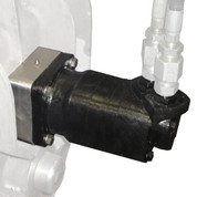 InMac-Kolstrand Bearing Supported Pinion Gear Arrangement With CharLynn 6000/19 Motor