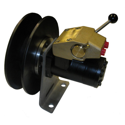 InMac-Kolstrand Single Spool Rail-Mount Power Gurdy