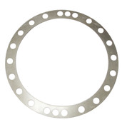 InMac-Kolstrand 1/16 Inch Thick Stainless Steel Sheave Shim for 24 Inch ProHauler