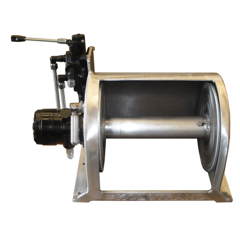 Kolstrand 12 Inch Anchor Winch - With 12 In Diameter X 14 In Wide Drum - Model AKPAAW12D14W-300