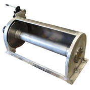 Kolstrand 14 Inch Anchor Winch - With 14 In Diameter X 30 In Wide Drum - Model AKPAAW14D30W-375T