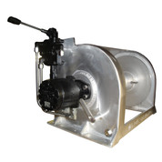 Kolstrand 14 Inch Anchor Winch - With 14 In Diameter X 18 In Wide Drum - Model AKPAAW14D18W-350T
