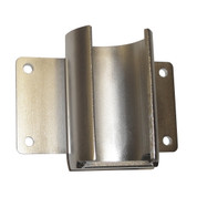 InMac-Kolstrand Stainless Steel - Polished - Medium Rail Mount Stabilizer Holder