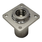InMac-Kolstrand ORB #12 Single Thru-Deck Fitting-Stainless Steel - - * * IN STOCK * *