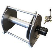 Kolstrand 18D20W SPREADER-BAR Anchor Winch with Control Valve furnished as a Loose Component