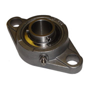 Stainless Steel 2-Bolt Flange Bearing for Bait Chopper Paddle-Wheel Drive Shaft