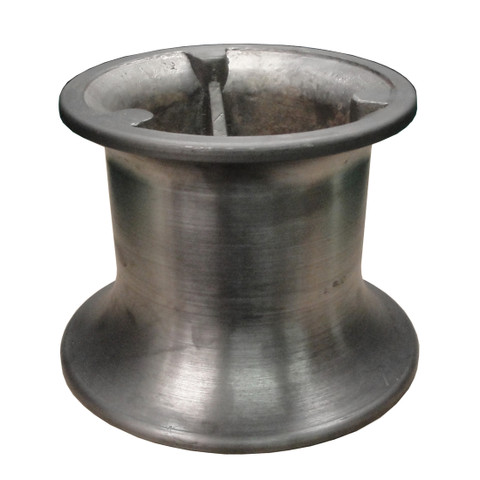 InMac-Kolstrand 7 Inch Cast Iron Gypsy with 2 inch Bore & Keyway