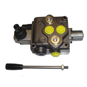 InMac-Kolstrand Walvoil Spring-Centered Push-Pull Valve Assembly - SD11 for 18 GPM Circuits