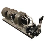 Kolstrand 'GURDY WIZARD-PLUS' 3-Spool Power Gurdy