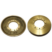 InMac-Kolstrand Bronze Main Drive Sheave Set (2 Each Sheave Halves) for 20 Inch LineHauler