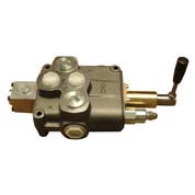 InMac-Kolstrand Walvoil 1-Spool Monoblock Rotary Valve Assembly - SD18 for 42 GPM Circuits