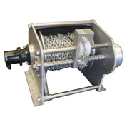 "InMac-Kolstrand All Aluminum 18"" Anchor Winch - Model AKPHRW18D18W-AL-DT700-32 Direct Drive with Level Wind"