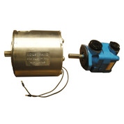 InMac-Kolstrand ClutchCan Electro Clutch - 12 VDC - With the Optional V20 Hydraulic Pump