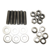 InMac-Kolstrand Sheave Stud Kit for 10 In LineHauler