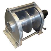 InMac-Kolstrand AKPW18D8W8W-D9 Special Aluminum Winch with Split-Drum