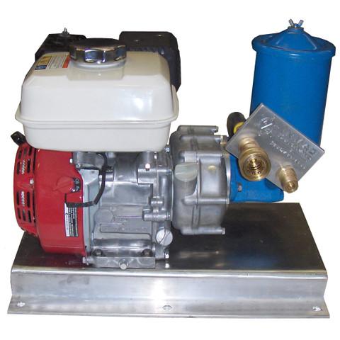 InMac-Kolstrand Honda-VTM Hydraulic Power Unit - 5 H.P. Hydraulic Power Unit (HPU) - WITH ALUMINUM BASE