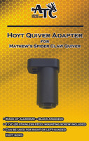 Hoyt Quiver Adapter for Mathews Spider Claw Quiver
