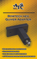 Bowtech Hex Quiver Adapter