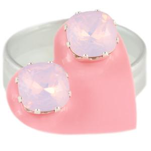 Pink Opal Mega Cushion Bling