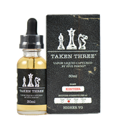 Kibitzer | Taken Three captured by Five Pawns | 30ml