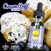 Blueberry   Cream Puff Factory by Ruthless   30ml